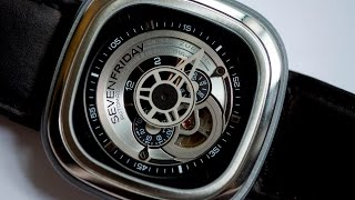 A Week On The Wrist: The SevenFriday P1