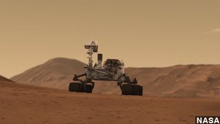 Rover Finds More Clues About Possible Life On Mars