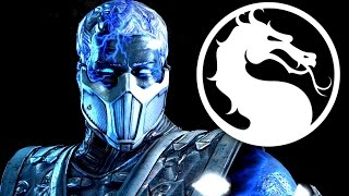Mortal Kombat X Cyber Robots Subzero & Kano PC Mods