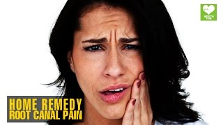 Home Remedies For Root Canal Pain   Health Tips   Educational Video
