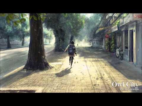 Unbelievable -Owl City - Nightcore mp3