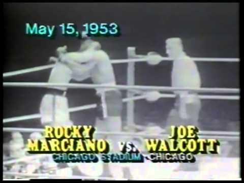 Boxing's Great Grudge Matches   Heavyweights Jersey Joe Walcott VS Rocky Marciano   imasportsphile