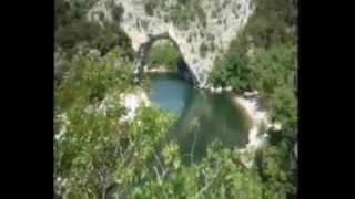 Vallon Pont d'Arc - Les Gorges de l'Ardèche - (Ardèche)