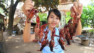 Yummy cooking crawfish recipe - Cooking skill