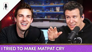 I Tried To Mąke MatPat Cry As He Reveals His Biggest Youtube Regret, New Dad Experiences, & More
