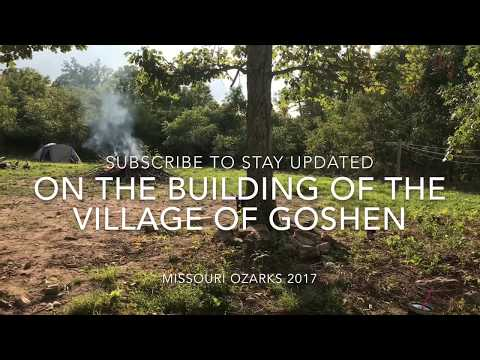 Project Goshen - The Beginning