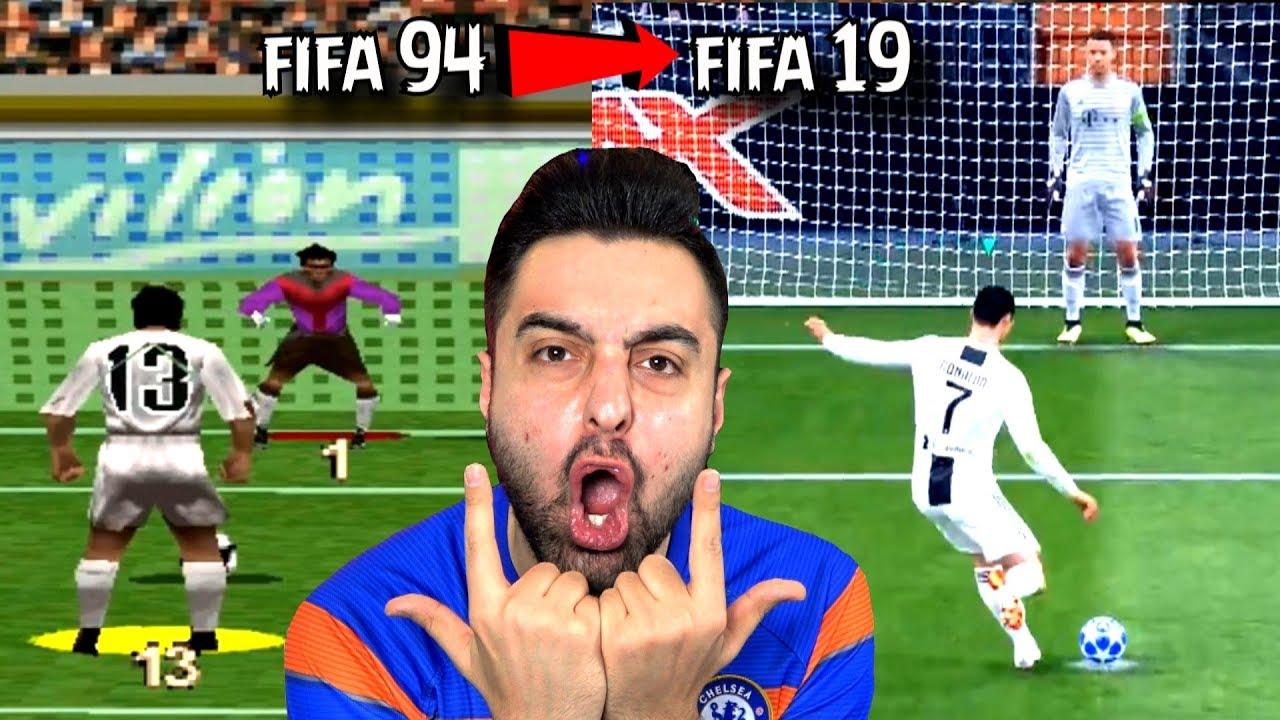 ADAMLARIN SAKALLARINI SAÇLARINI TEK TEK SAYDIM! PS5 İLE FIFA 21 YOK ARTIK!   PS5 NEXT-GEN FIFA 21