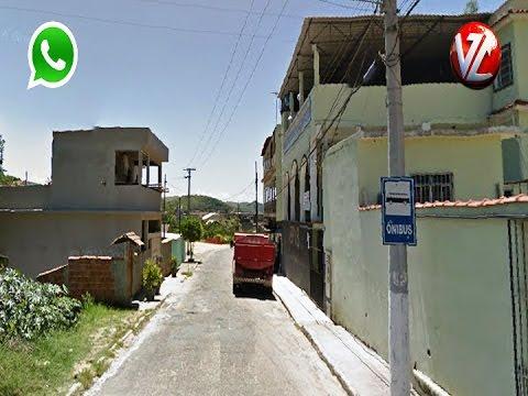 WhatsApp TV Voz - Drogas e tentativa de homicídio no bairro goiabal