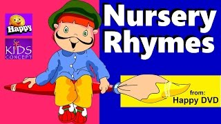 NURSERY RHYMES - 40 minutes