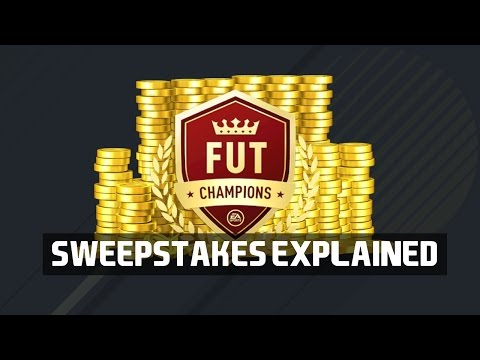 FUT CHAMPIONS SWEEPSTAKES EXPLAINED