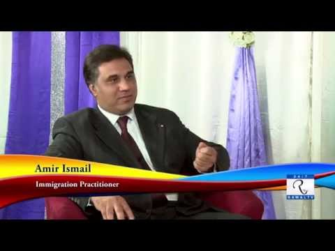 Canadian Immigration Interview of Amir Ismail in Toronto