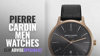 10 Best Selling Pierre Cardin Men Watches [2018 ]: Pierre Cardin Mens Watch PC108121F03