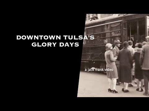 DOWNTOWN TULSA SHOPPING MEMORIES  When Downtown Was City's Retail Center    Tulsa History Series