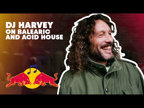 DJ Harvey Lecture (Seattle 2005) | Red Bull Music Academy