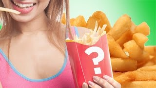 Do You Know Your Fast Food Fries?