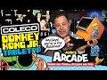 Donkey Kong Junior Jr. Tabletop Coleco Nintendo Game & Watch Review - 1983 - Best game ever!