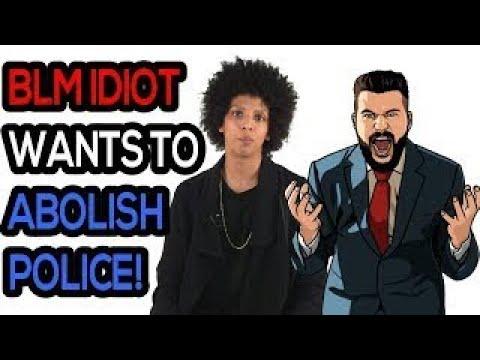 ABOLISH THE POLICE!