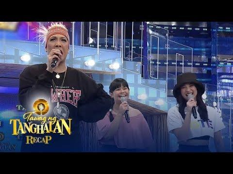 Wackiest moments of hosts and TNT contenders   Tawag Ng Tanghalan Recap   May 13, 2019