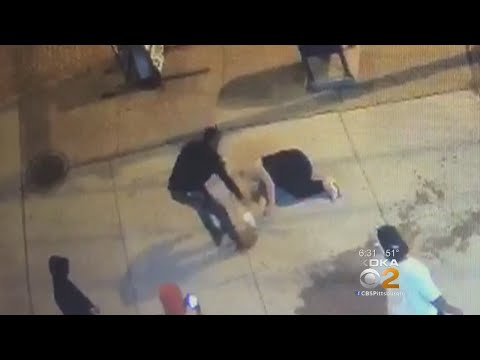 Woman Knocked Out, Witnesses Take Selfie Instead Of Calling 911