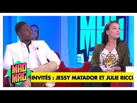 Le Mad Mag du 28/04/2016 - Emission 48 avec Jessy Matador et Julie Ricci