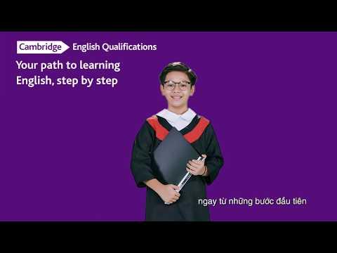 Học Tiếng Anh Cùng Cambridge Assessment English