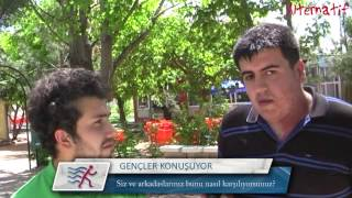 Gençler Konuşuyor - Türkiye'de Askerlik Sistemi