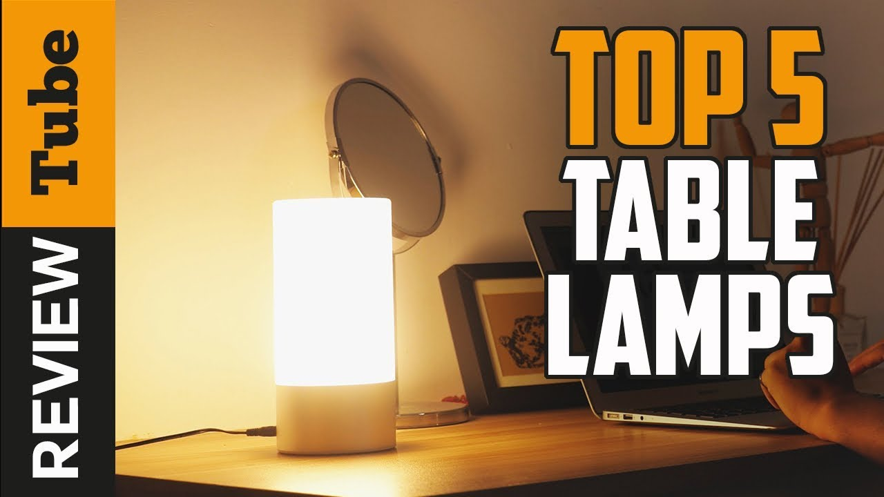 ✅Lamp: Best Table Lamp (Buying Guide)