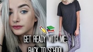 Get Ready With Me: Back to School! | Maddi Bragg