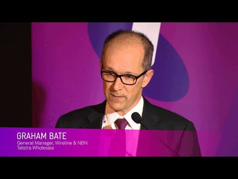 NBN, MTM and you  |  Graham Bate, General Manager, Wireline and NBN, Telstra Wholesale
