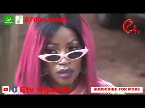 SHEEBAH X OREZI #LOVESENSATION BEHIND THE SCENES  ETV UGANDA