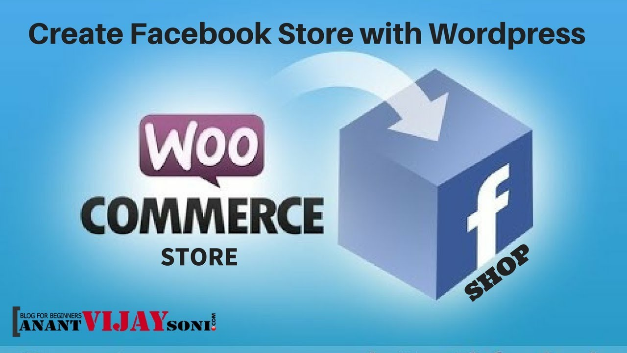 How to Create a Facebook Store with Woocommerce 2017 | Sell On Facebook with WooCommerce! [Hindi]
