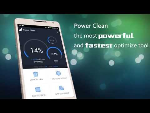 how to clean and speed up android devices