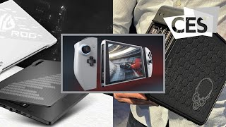 Next Level Portable PC gaming: Alienware UFO Switch, NUC Ghost Canyon and Best New Gaming Laptop