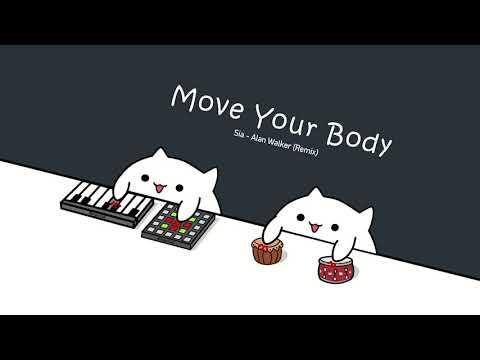 Meow - Move Your Body (Bongo Cat Remix) 🎧