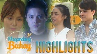 Magandang Buhay: MayWard shares how Kathniel guided them on La Luna Sangre