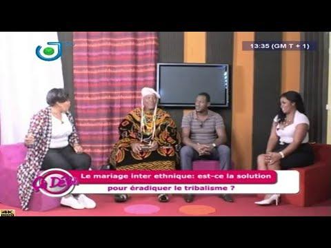 STV - ÇÀ DÉBÀ - (MARIAGE INTER-ETHNIQUE : SOLUTION pour ÉRADIQUER le TRIBALISME ?) - 21 Juillet 2018