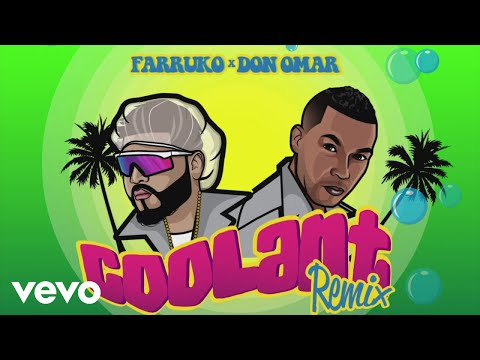 "Farruko, Don Omar – ""Coolant"" (Remix)"