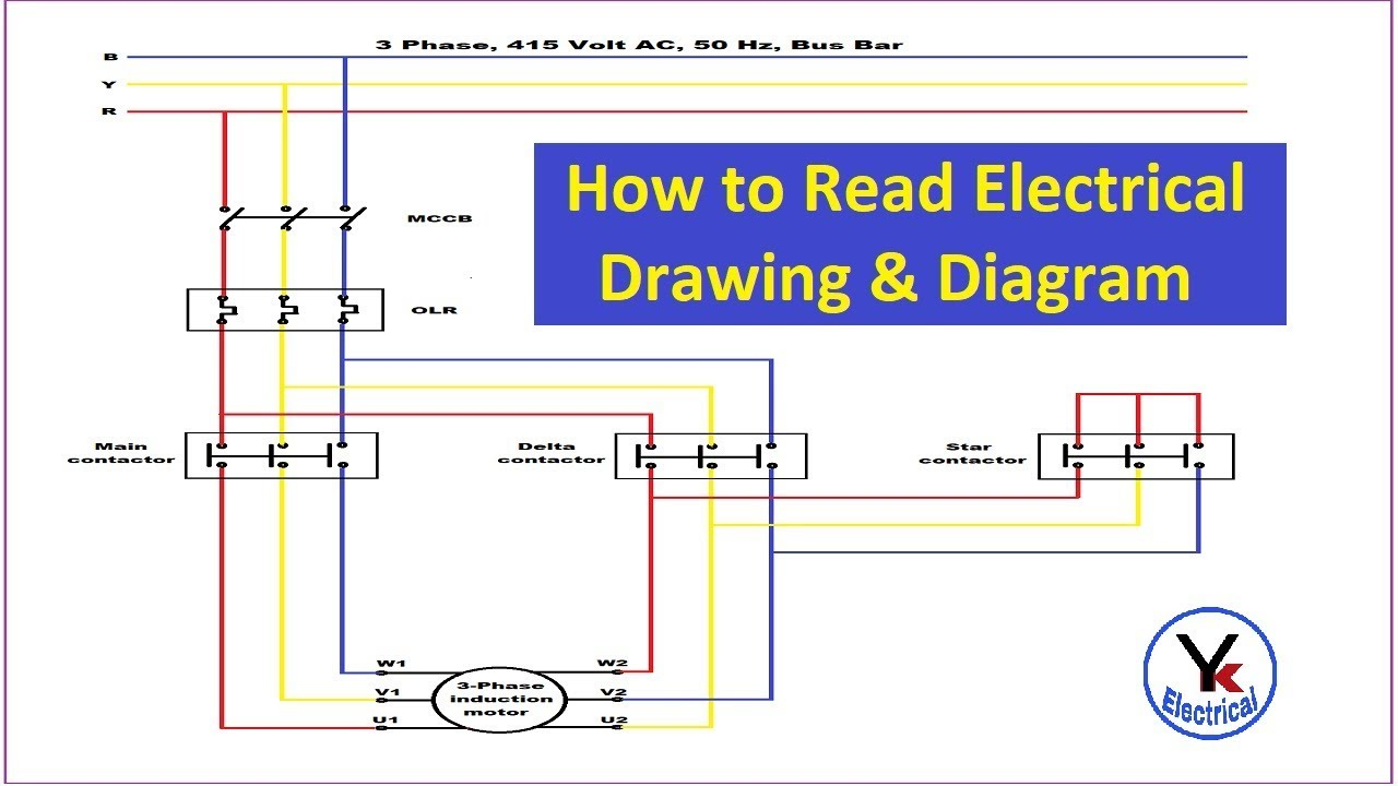 how to read electrical drawing in hindi | YK Electrical How To Read Electrical Drawing on electrical cad drawings, learn to read drawings, understanding electrical drawings,
