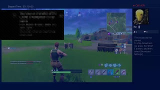 XXTERNOT21's Live Fortnight GAMING