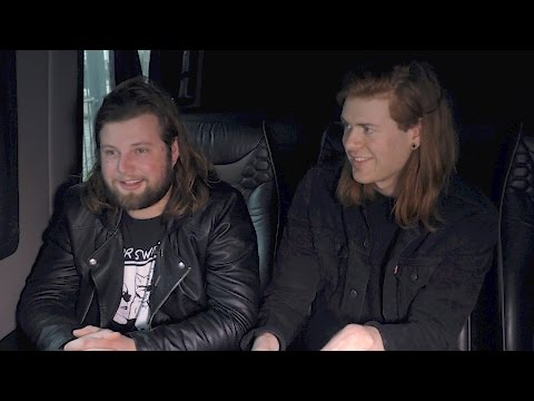 Amazons interview - Matt and Joe (part 1)