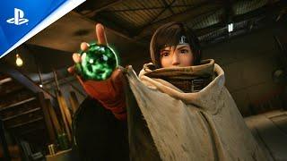 FINAL FANTASY VII REMAKE INTERGRADE – PS5 Announcement Trailer