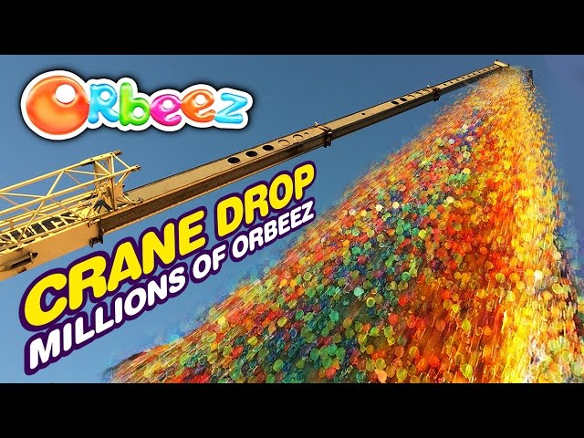 Why the hell didn't any of you tell me about Orbeez?