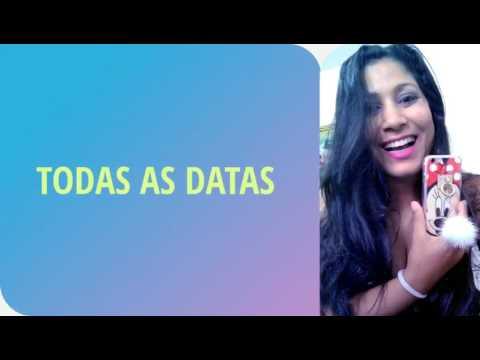 Download A Youtuber Claudia Fala sobre a loja Todas as Datas