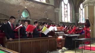 Tiếng Nhạc Oai Hùng - Ca Ðoàn Thánh Linh - Hoà Lan