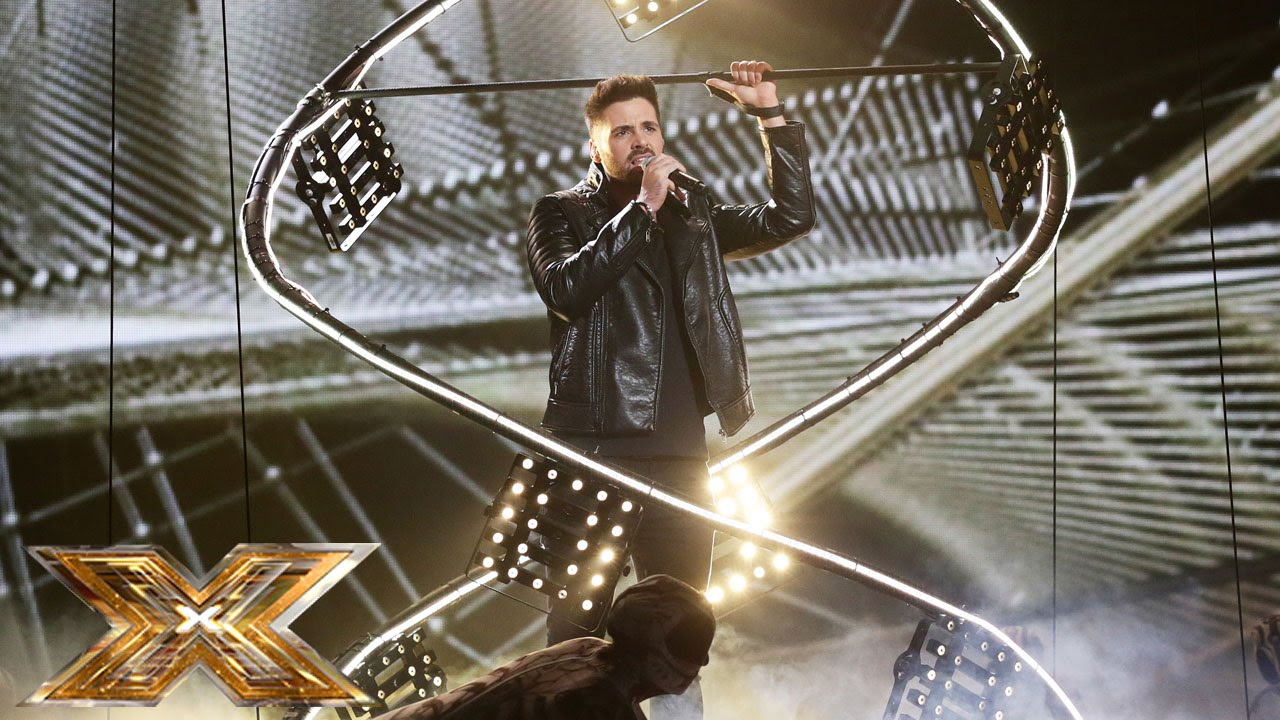 The X Factor (UK series 5) - Wikipedia