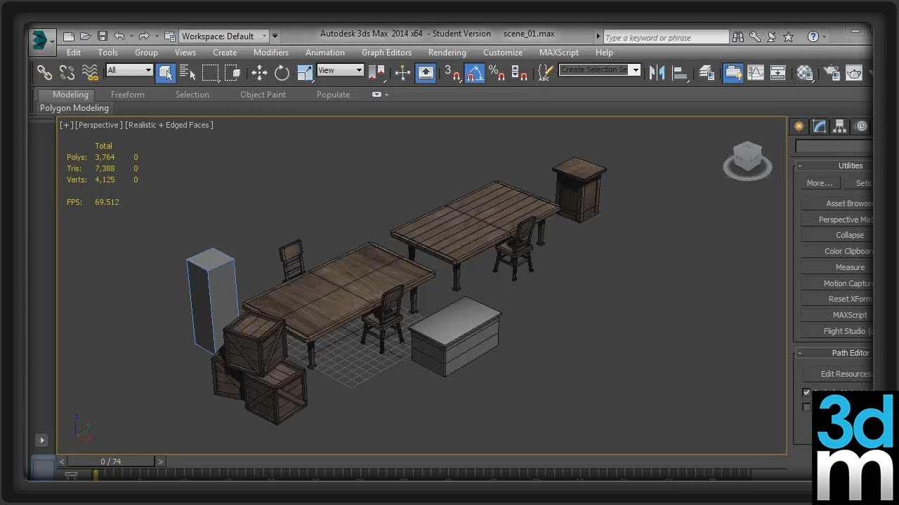 Intro to Texture Kits in 3ds Max 3dmotive YouTube