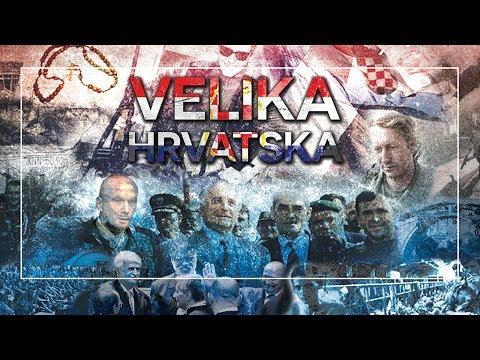 Sutra na TV1 - Dokumentarni film Velika Hrvatska