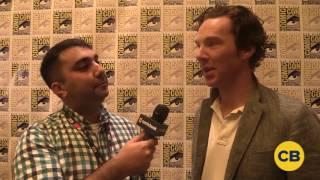 Benedict Cumberbatch Talks Sherlock Season 4 & Marvel/Sherlock Reunion at SDCC 2016