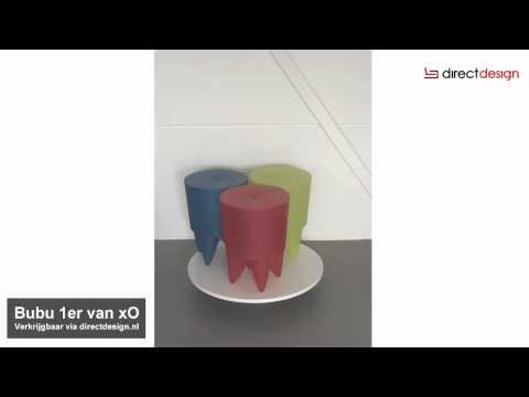 Design bijzettafel en opbergbox Bubu 1er door Philippe Starck van Xo