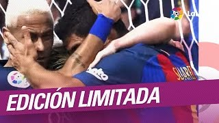 Barcelona's trident destroys the Butarque epic